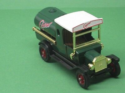 Attento Y-3 Ford Model T Petrol Petroliere 1912 Castrol Matchbox Models Of Yesteryear-mostra Il Titolo Originale