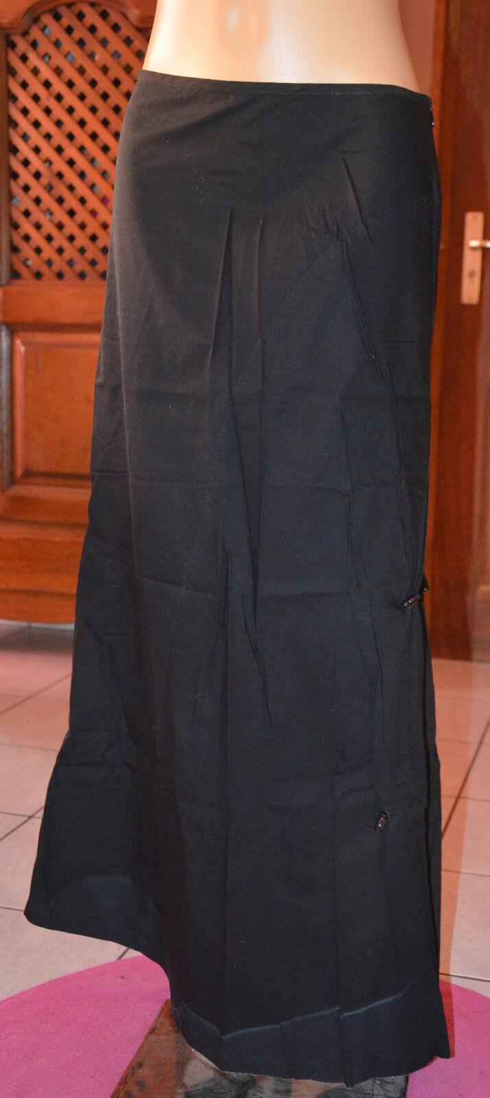 COP COPINE -Très jolie jupe black modèle stara - size 38 - EXCELLENT ÉTAT