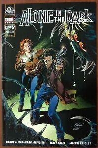 fumetto ALONE IN THE DARK Lexy Produzioni Semic Comics