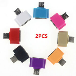 2Pcs-Micro-USB-Male-to-USB-2-0-Female-Adapter-OTG-Converter-For-Android-Tablet-B