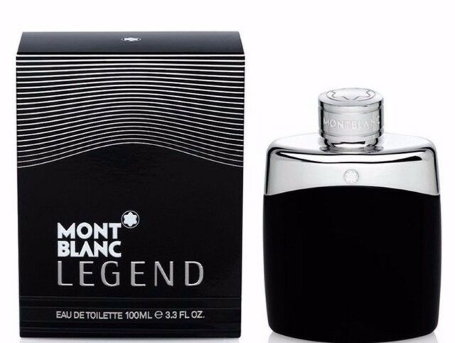 Mont Blanc Legend Cologne for Men 100ml EDT Spray
