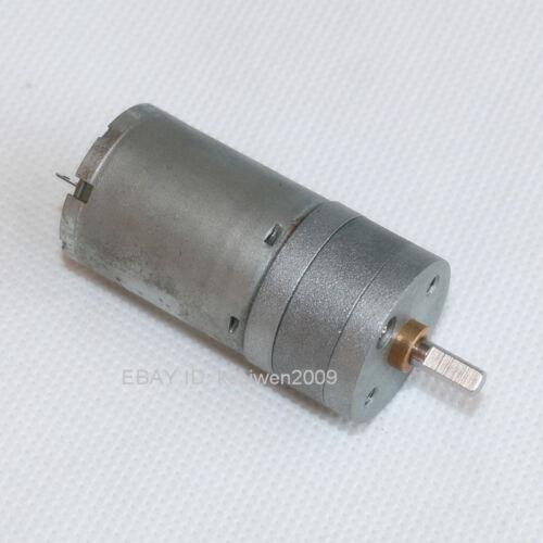 2pcs Torque Electric equipo de sustitución cabeza De Motor De Coche Inteligente dc6v Dc12v Dc24v Rpm