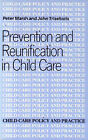 Prevention and Reunification by John Triseliotis, Peter Marsh (Paperback, 1993)