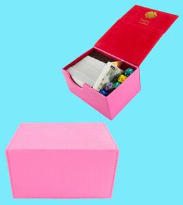 Deck Box Creation Line Medium 100Ct Pink