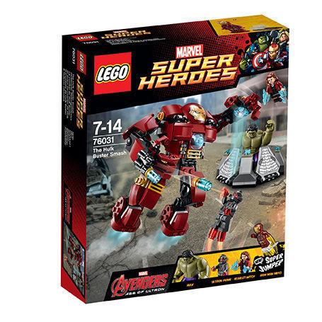 Lego® 76031 Marvel Super Heroes Heroes Heroes Hulkbuster Rettungsmission Neu OVP 0b97a7