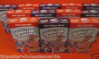 Wholesale Lot Of 12-hawaiian Punch Singles To Go- Sugar Free Drink Packets