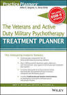 The Veterans and Active Duty Military Psychotherapy Treatment Planner, with DSM-5 Updates by Arthur E. Jongsma, Bret A. Moore (Paperback, 2015)