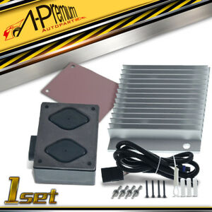 Engine Heater compatible with 1994-1996 CHEVY G30 with 6.5L diesel