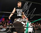 Marty Scurll Signed 8x10 Photo BAS COA New Japan Pro Wrestling Bullet Club ROH P
