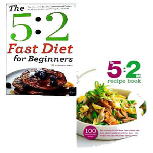 The-5-2-Diet-2-Books-Collection-the-5-2-diet-recipe-book-amp-the-5-2-cookbook