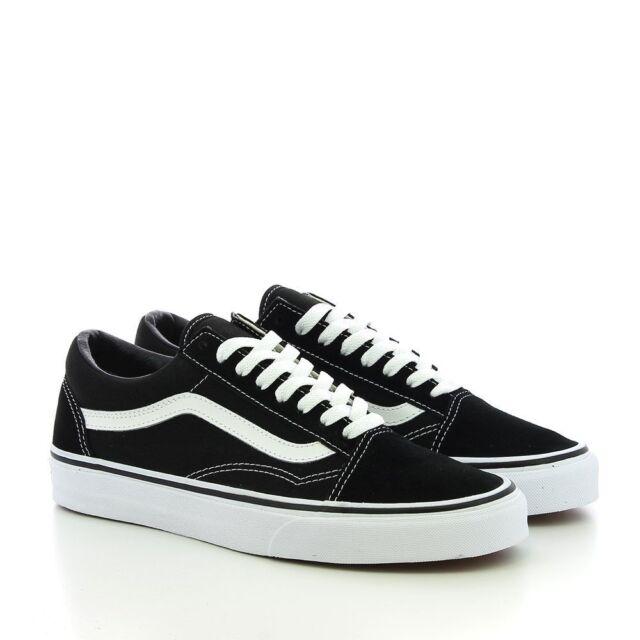 DE VAN S1 Old Skool Damen Herren Canvas Sneaker Freizeitschuhe Skate Schuhe 2019