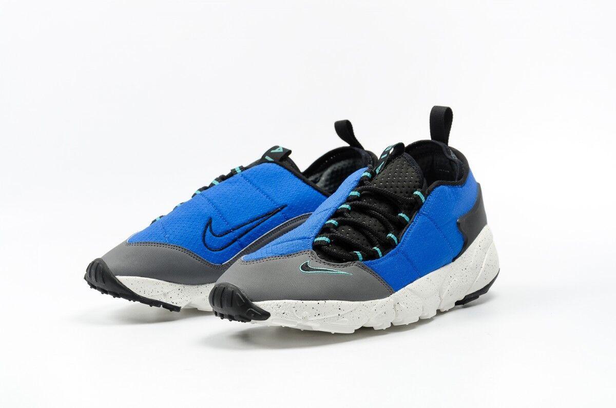the best attitude 468ef 3e8ba Nike air footscape cobalto nm scarpe iper - cobalto footscape noi uomini  confezioni 852629-400