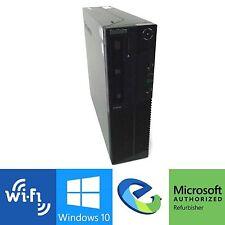 Lenovo M91P Desktop Computer Core i5-2400 3.1GHz - 4GB - 320GB WiFi Win 10 Pro