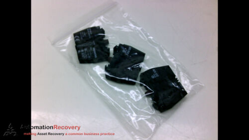 PACK OF 3 SIEMENS 3SB3400-0A NEW* #189400 2 CONTACT ELEMENTS CONTACT BLOCK