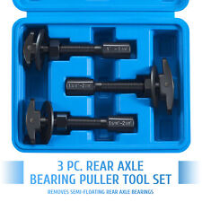 Omt 3pc Rear Axle Bearing Puller Extractor Installer Set Kit Repair Slide Hammer