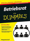 Betriebsrat Fur Dummies by Margarete Graf (Paperback, 2013)