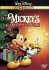 Mickey S Once Upon a Christmas 0717951010537 DVD Region 1 P H