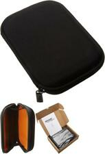 AmazonBasics RFQ227 Hard Carrying Case for 5-inch GPS - Black