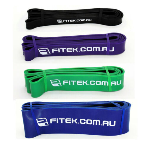 FITEK Power Band 41inch Resistance Band 2m loop Commercial Grade