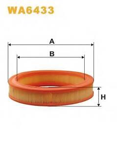 Wix-Filters-WA6433-Filtro-de-aire-RC516391P-OE-Quality