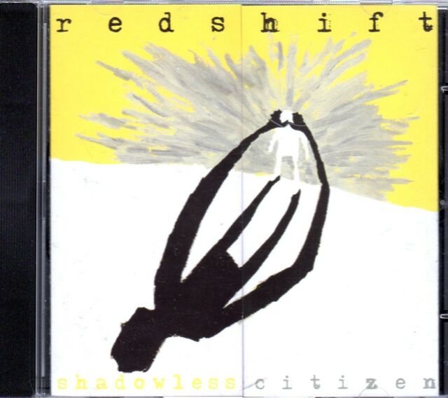 REDSHIFT SHADOWLESS CITIZEN CD ALBUM DESCATALOGADO HARDCORE PUNK SPAIN