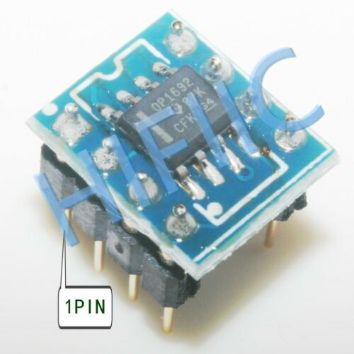 1PCS OPA1692IDR OPA1692 OP1692 en DIP8 Adaptador