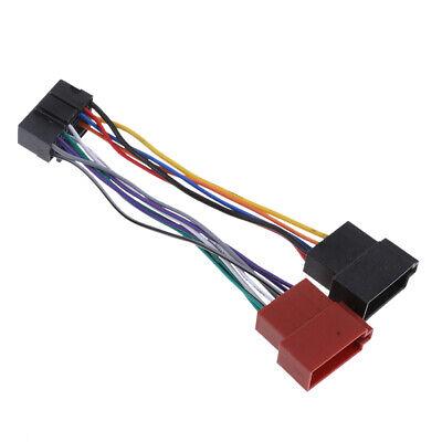 jvc car stereo wiring harness 16 pin car stereo radio wiring harness for jvc connector adaptor  16 pin car stereo radio wiring harness