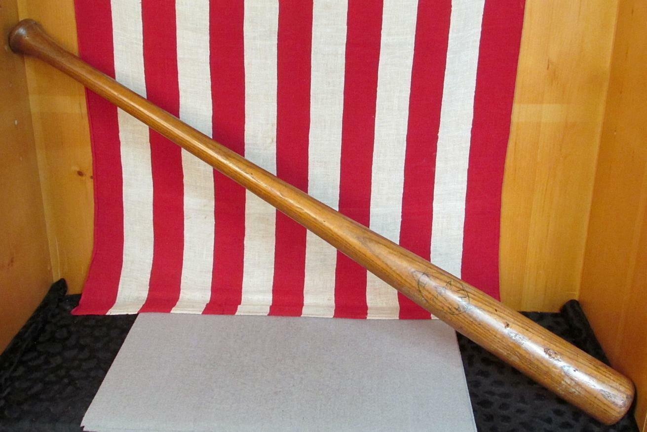Vintage 1930s Sednal' That's It' Holz Holz Holz Baseballschläger Handgefertigt 35   8f3e47