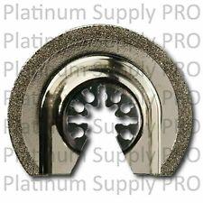 Flushcut Diamond Oscillating Multi Tool Blade Rigid Jobmax Ridgid Fein Bosc