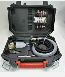 Brand New Parkside Air Micro Grinder - PDMS 6.3 A1 - Compressor Air Tools