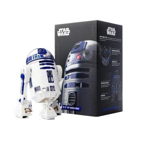 SPHERO R2D2 - - - Appgesteuerter Star Wars Droide Appgesteuertes Spielzeug 3e808a