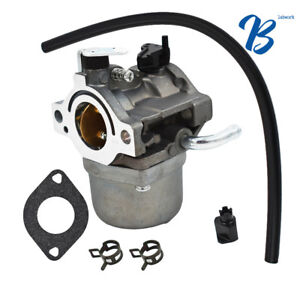 1X-New-Carburetor-for-Briggs-amp-Stratton-Lawnmowers-Engine-590399-796077-Carb