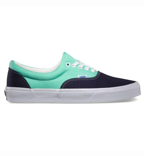 VANS Era Men's (Golden Coast) Dress Blue Men's Era Skate Shoes Size 8 003d83