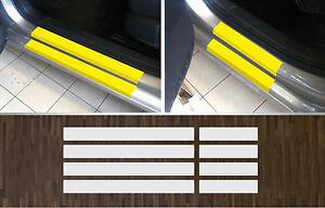 Lackschutzfolie-transparent-Einstiege-Tueren-fuer-VW-Golf-7-5-Tuerer-Variant