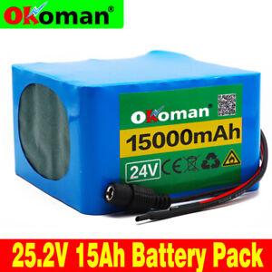 24V-15AH-Li-ion-Battery-25-2V-Rechargeable-Bicycle-500W-E-Bike-Electric-Li-ion