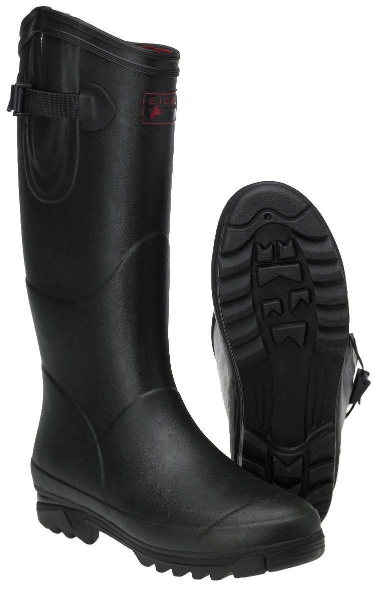 Neoprene high grip sole wellington Boots (Walking Hunting Dog Walking)
