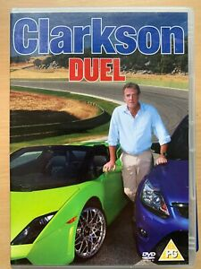 Clarkson-Duel-DVD-Top-Gear-Style-Voiture-Supercar-Passionne-Documentaire