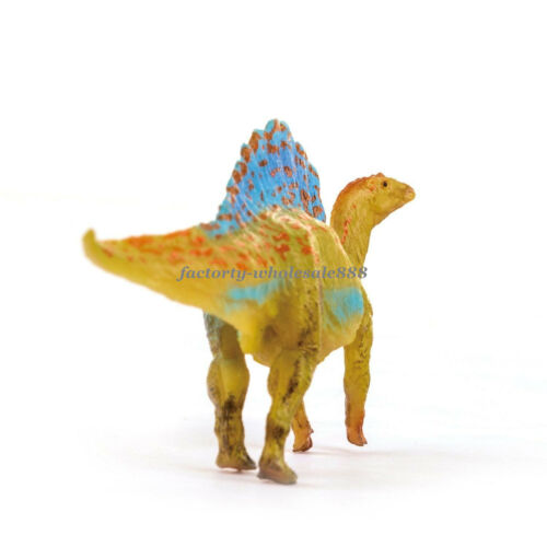 PNSO Rare Ouranosaurus Kinder Dinosaur Figures Kids Education Museum Model Toys