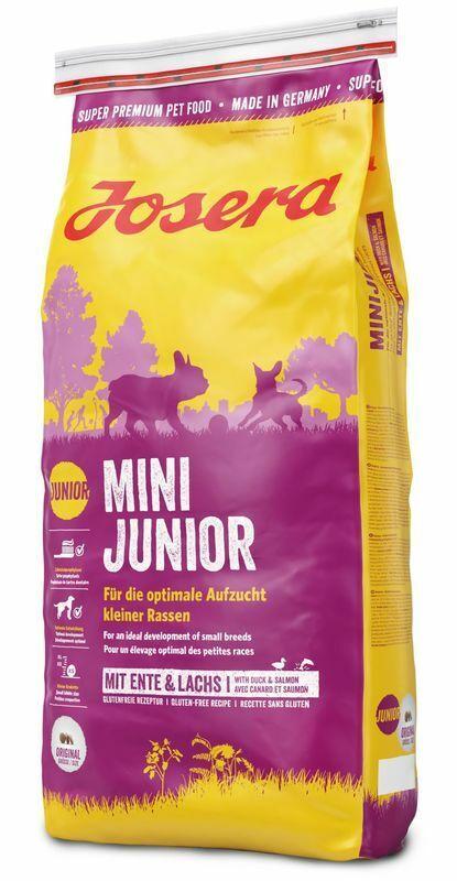 15 Kg Josera Mini Junior (  Kg)