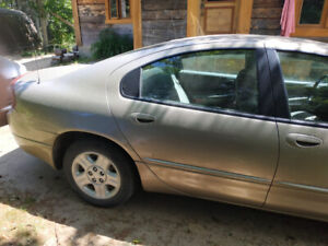 2004 Chrysler Intrepid