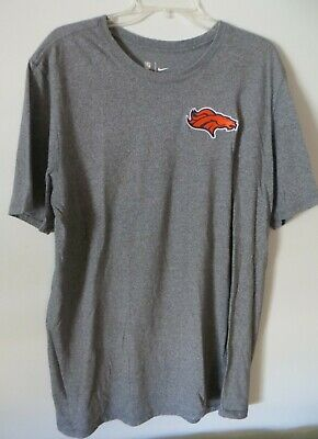 en cualquier sitio desnudo Fahrenheit  Nike NFL Team Apparel Denver Broncos Mens 2XL Football T Shirt Official NFL  Gear | eBay