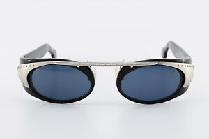 NEOSTYLE-Sunglasses-Holiday-2003-589-48-20-125-Designer-Sunglasses-Black-Oval