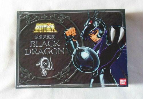 RARE SBS BANDAI 2005 SAINT SEIYA figurine Black Dragon Chevalier du zodiaque