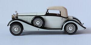 Hispano Suiza J12 Million Guiet, 1934 Fermée 1/43 Evrat 215f No Chromes