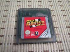 Mickey´s Racing Adventure für GameBoy Color und Advance