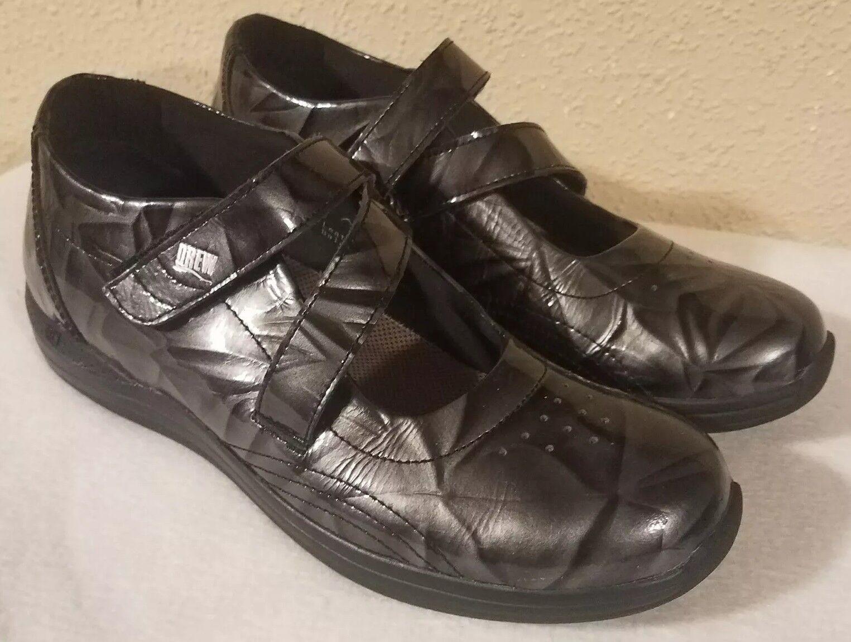 Drew Orquídea 7.5 n patente gris Mármol Mármol Mármol terapéutico estrecho diabéticos Comodidad Zapatos  calidad fantástica