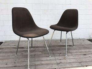 Original-60er-Charles-Eames-Fiberglas-Sidechair-H-Base-Hermann-Miller-Hopsack