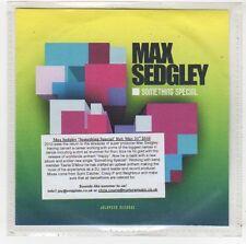 (FW199) Max Sedgley, Something Special - 2010 DJ CD