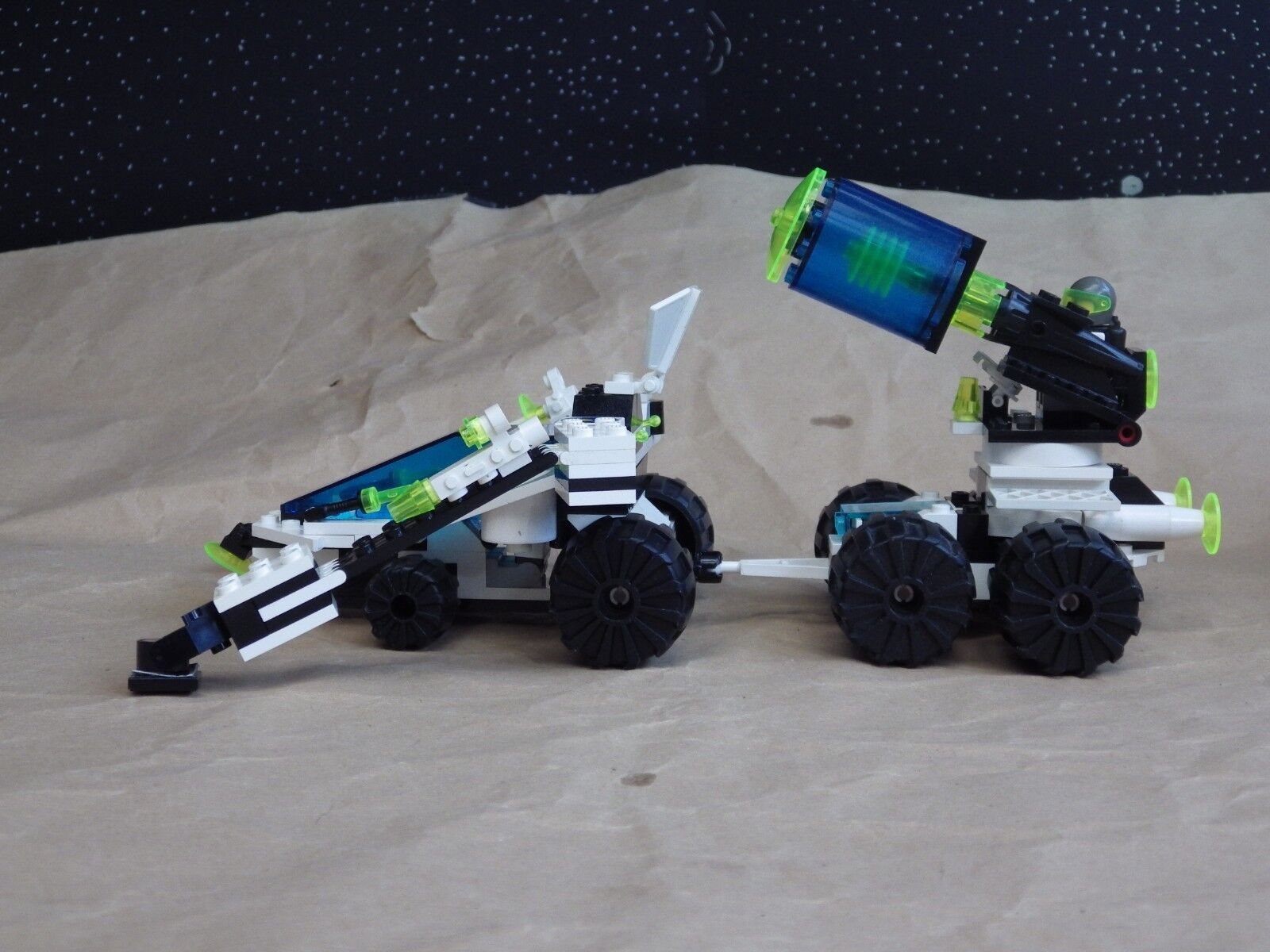 Lego 6938 1737 - Scorpion Detector - Space  Exploriens