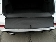 Kofferraummatte für Mercedes GLK X204 + Ladekantenschutz + Gummi - Laderaummatte